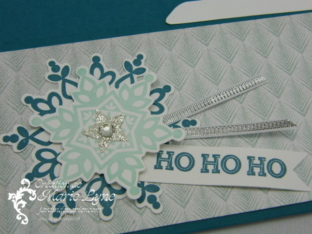 Cartes à onglets, planche de marquage Insta Enveloppes, Stampin'UP!, Cartes de Noël, Jardin de papier