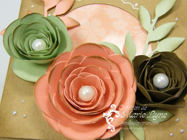 Fleur en spirale