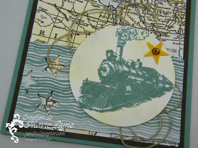 Traveler - Stampin'UP!