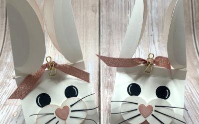 Boîte lapin – Emballage de Pâques – Stampin' Up!