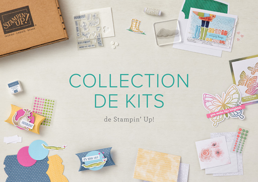 Collection de kits Stampin' Up!