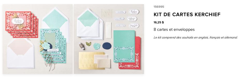 collection de kits