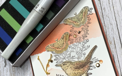 Doux pastels – Stampin' Up!